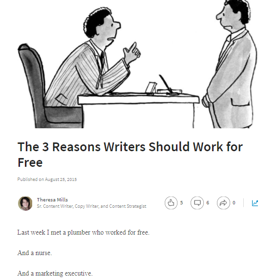 Writers Free