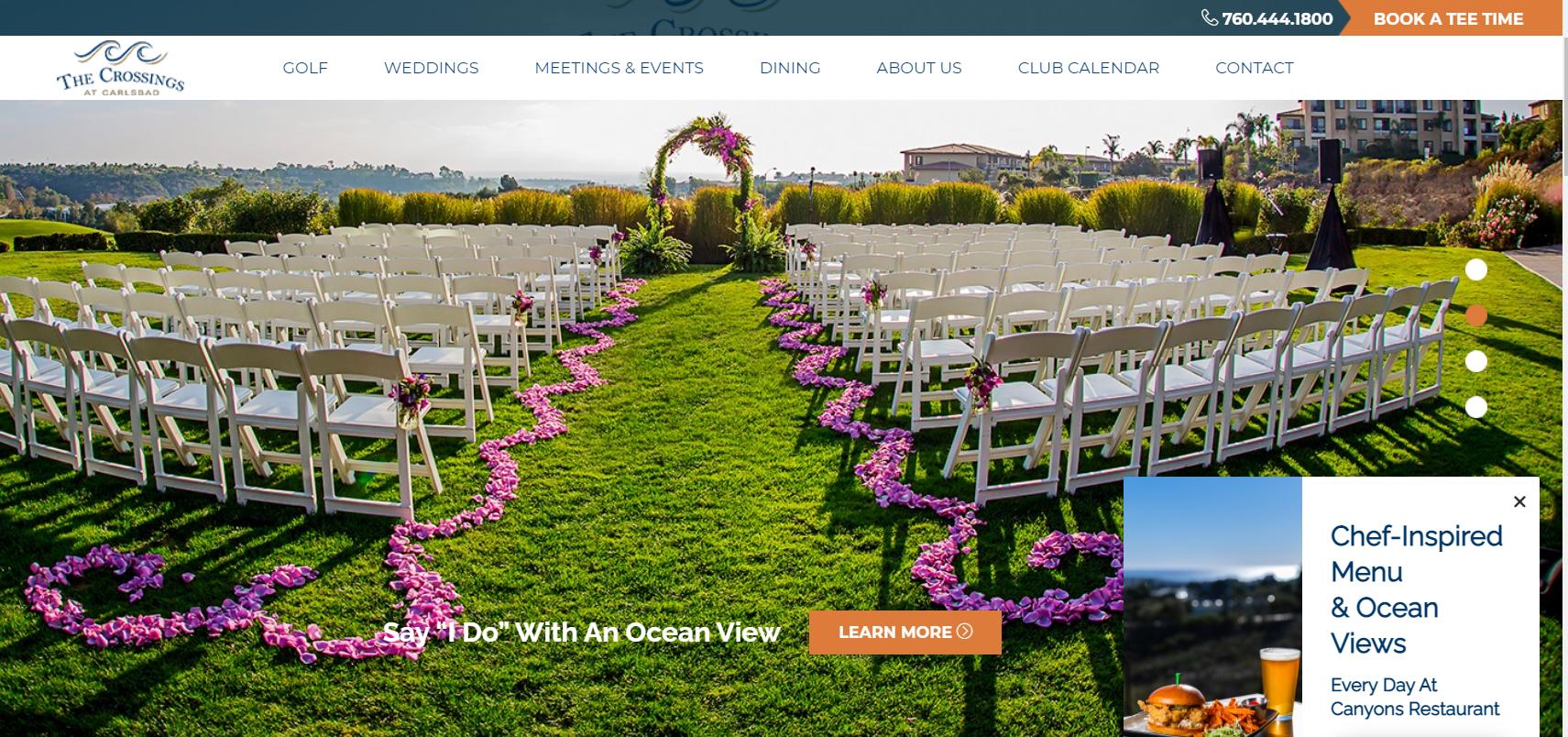 The Crossings Website